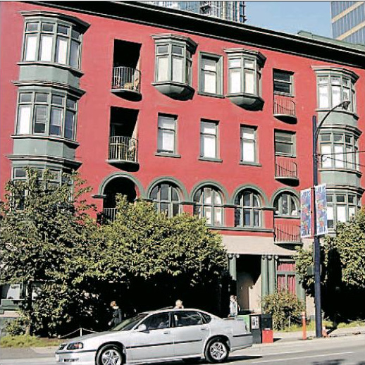 Cheap Apartments For Rent Vancouver Wa: 10 Downtown Vancouver Buildings Including Electra, Carina