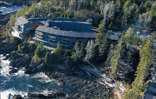 Oceanfront Resort Vancouver Island