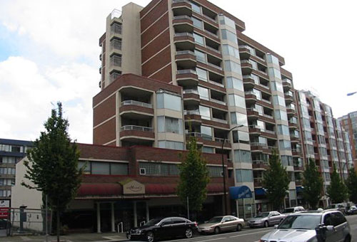 Main Image for Hornby Court, 1330 Hornby