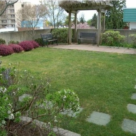 Gardens in Property!