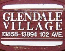 Glendale Village 13882 102ND V3T 1P1
