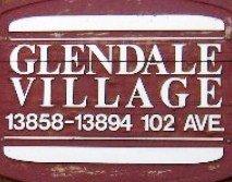 Glendale Village 13888 102ND V3T 1P1