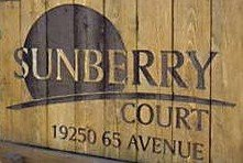 Sunberry Court 19250 65TH V4N 5R7