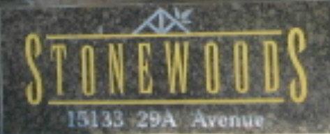 Stonewoods 15133 29A V4P 3G4