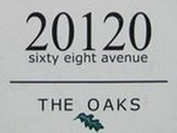 The Oaks 20120 68TH V2Y 3E9