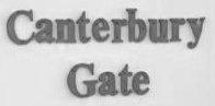 Canterbury Gate 32659 GEORGE FERGUSON V2T 4E4