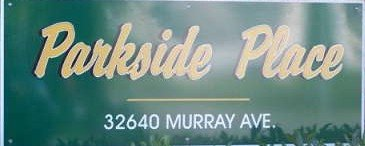Parkside Place 32640 MURRAY V2T 4T5