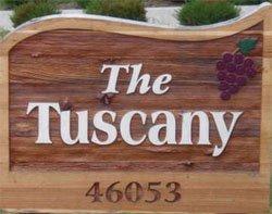 The Tuscany 46053 CHILLIWACK CENTRAL V2P 1J5