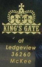 King's Gate 36260 MCKEE V3G 0A9