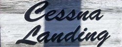 Cessna Landing 46321 CESSNA V2P 1A7