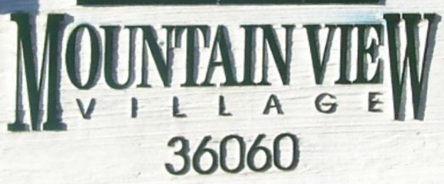 Mountain View Village 36060 LOWER SUMAS MTN V3G 2E9