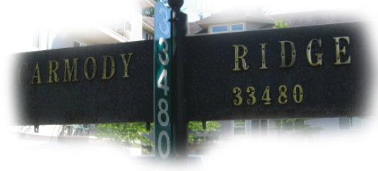 Carmody Ridge 33480 NELSON V2S 8G1