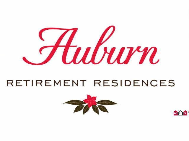 Auburn Retirement Residences 8531 YOUNG V2P 1A1