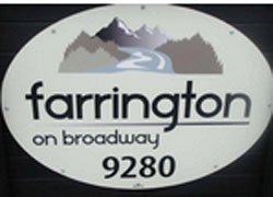 Farrington On Broadway 9280 BROADWAY V2P 5W4