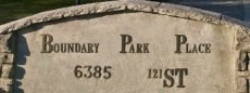Boundary Park Place 6385 121ST V3X 3K6