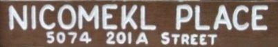 Nicomekl Place 5074 201A V3A 5M8