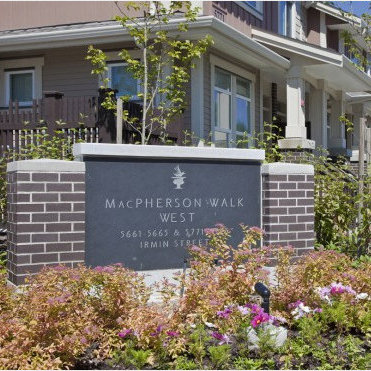 Macpherson Walk - Logo!