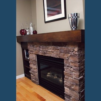 Outlook - Fireplace!