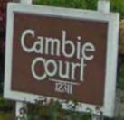 Cambie Court 12311 CAMBIE V6V 1G5