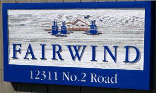 Fairwind 12311 NO 2 V7E 2G3