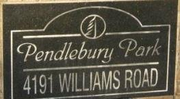 Pendlebury Park 4191 WILLIAMS V7E 1J7