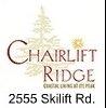 Chairlift Ridge 2555 SKILIFT V7S 3K1
