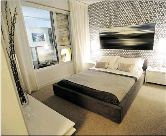 Yu - Bedroom!