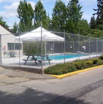 Pool area!
