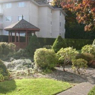 Landscaped Grounds!