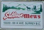 Sullivan Mews 15020 66A V3S 2A5
