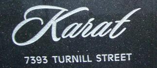 Karat 7393 TURNILL V6Y 0C1