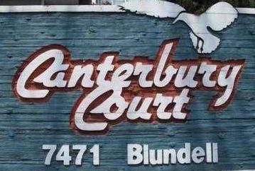 Canterbury Court 7471 BLUNDELL V6Y 1J6