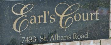 Earl's Court 7433 ST ALBANS V6Y 2K5