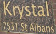 Krystal 7531 ST ALBANS V6Y 2K5