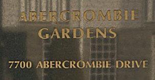 Abercrombie Garden 7700 ABERCROMBIE V6Y 3X8