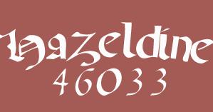 Hazeldine 46033 CHWK CENTRAL V2P 1J5