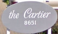 The Cartier 8651 ACKROYD V6X 1B6