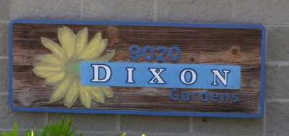 Dixon Garden 9020 DIXON V6Y 1E4