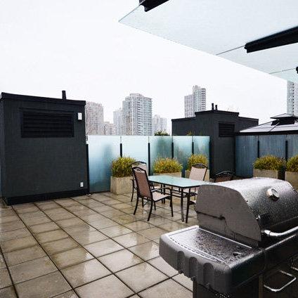 Roof Top Terrace!