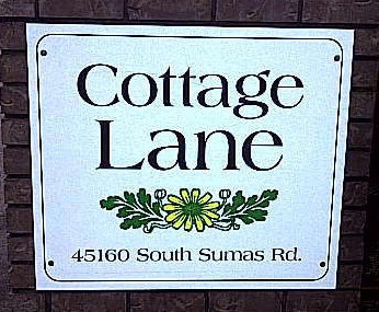 Cottage Lane 45160 SOUTH SUMAS V2R 3X6