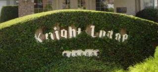 Knight Lodge 45660 KNIGHT V2R 2X4