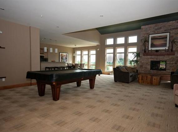 Timbers Club - Game Room!