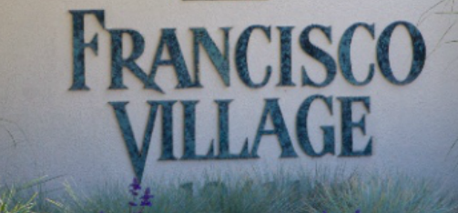 Francisco Village 12411 JACK BELL V6V 2S5