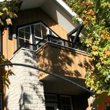 The Balcony!