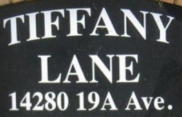 Tiffany Lane 14280 19A V4A 8W4