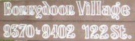 Bonneydoone Village 9400 122ND V3V 4L6