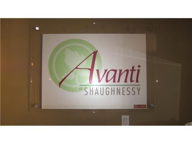 Avanti On Shaughnessy 2330 SHAUGHNESSY V3C 0B5