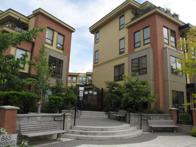 1859 Stainsbury Vancouver BC Building Exterior!