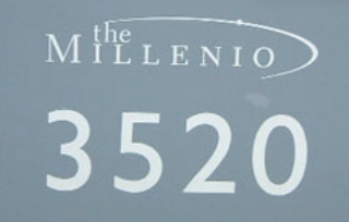 The Millenio 3520 CROWLEY V5R 6G9