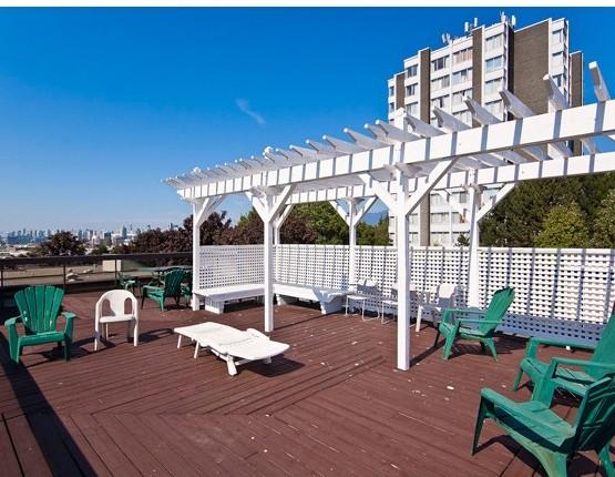 Rooftop Deck !